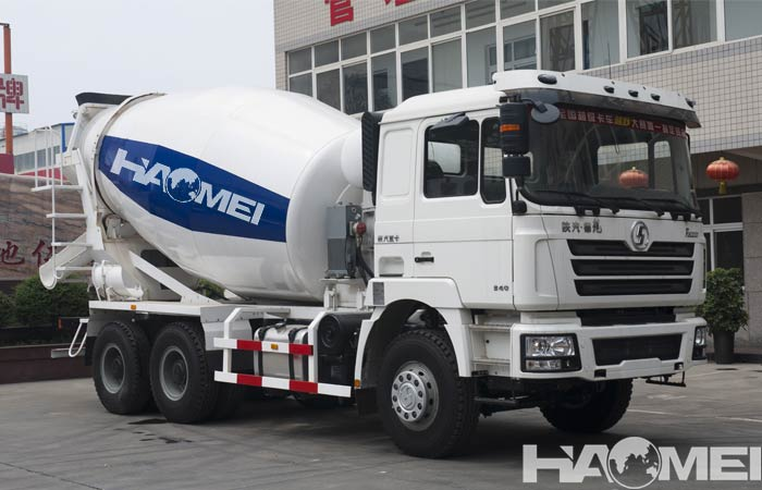 china concrete mixer truck manufacturing company